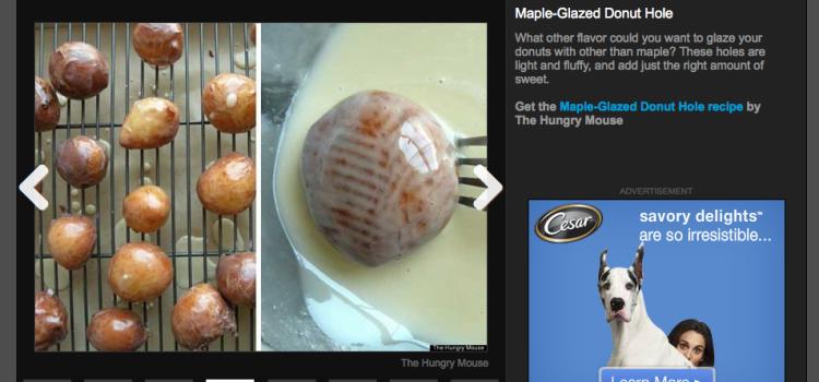 HuffPost Taste Talks Donuts