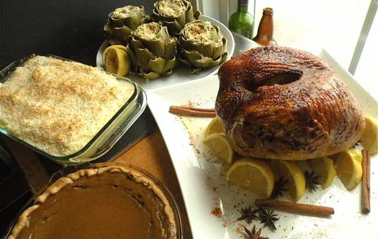 A Thanksgiving Feast for Under $50